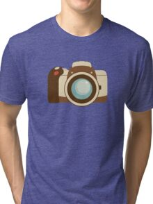 Snap Shot Tri-blend T-Shirt