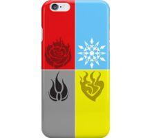 RWBY Symbols 2 iPhone Case/Skin