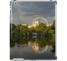 London - Illuminated and Reflected iPad Case/Skin