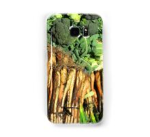 Produce at the Market Samsung Galaxy Case/Skin