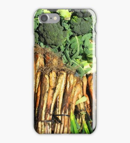Produce at the Market iPhone Case/Skin