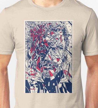 Metal Gear Solid V Poster Unisex T-Shirt