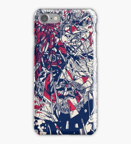 Metal Gear Solid V Poster iPhone Case/Skin