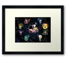 Sailor Moonies Framed Print