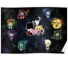 Sailor Moonies Poster