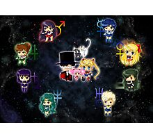 Sailor Moonies Photographic Print