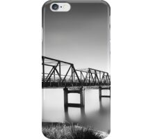 Martin Bridge 6666 iPhone Case/Skin