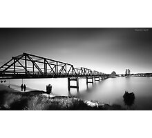 Martin Bridge 6666 Photographic Print