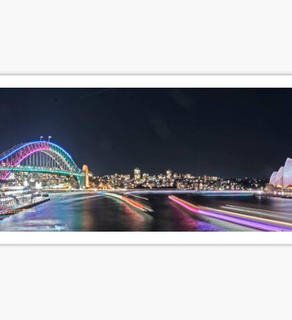 Harbour 1 Vivid 2016 Sticker