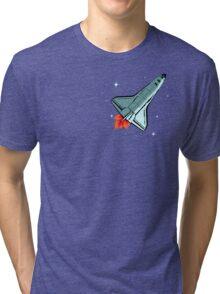Shuttle Tours Tri-blend T-Shirt