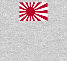 Ensign of the Imperial Japanese Navy and the Japan Maritime Self-Defense Force T-Shirt