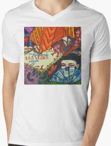 Welcome Mens V-Neck T-Shirt