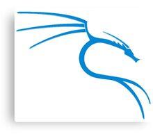 Kali Linux Hacking Tees Canvas Print
