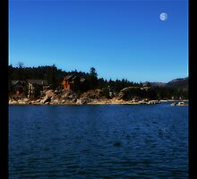 """ Big Bear Lake California. by CanyonWind"