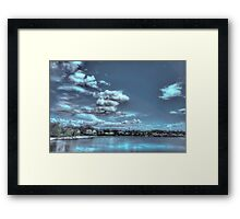 May in Rhode Island Framed Print