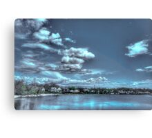 May in Rhode Island Canvas Print