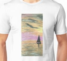 Sail Into The Sunset Unisex T-Shirt