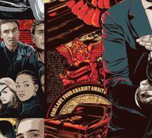Tarantino XX Sticker