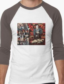 Tarantino XX Men's Baseball ¾ T-Shirt