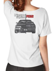 Nissan Skyline R32 JDM Women's Relaxed Fit T-Shirt