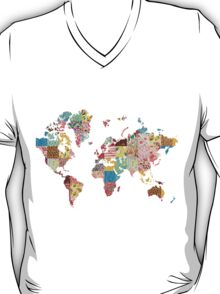 Be An Explorer Of The World T-Shirt