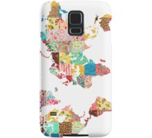 Be An Explorer Of The World Samsung Galaxy Case/Skin