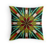 Bows and Arrows Throw Pillow