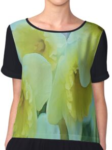 HAPPY EASTER ! Chiffon Top