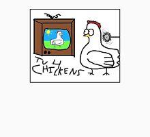 TV 4 Chickens T-Shirt Unisex T-Shirt