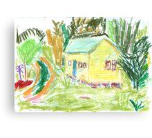 The Printmaking Studio Canvas Print