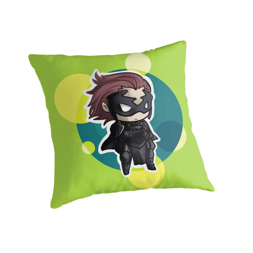 Chibi Gerome by t3hb33