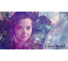Clara In Time And Space Photographic Print