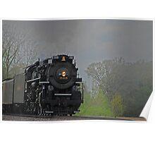 765 train  Poster