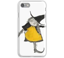 A is for Awful Witch iPhone Case/Skin