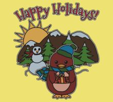 Holiday - Dapper - Moo and Friends Kids Clothes