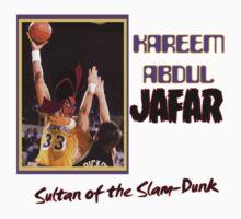 Kareem Abdul Jafar by dodadue89