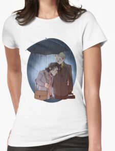 NBC Hannibal - Rain Womens Fitted T-Shirt