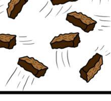 Brownie-In Motion Sticker