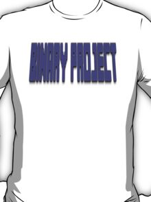 Binary Project Blocky Effect T-Shirt