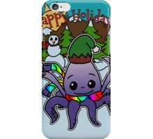 Holiday - Lil Inky - Moo and Friends iPhone Case/Skin