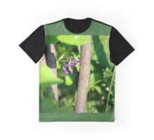 Climbing Nightshade in the Sunshine Graphic T-Shirt