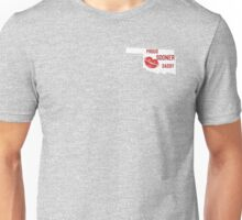 PROUD SOONER DADDY Unisex T-Shirt