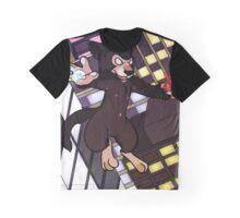 falling down Graphic T-Shirt