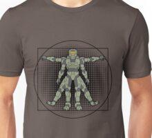 Vitruvian Spartan Unisex T-Shirt