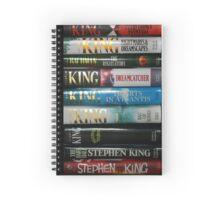 Stephen King HC1 Spiral Notebook
