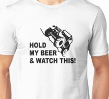 Jeep - Hold my beer and watch this! Unisex T-Shirt