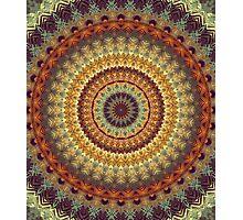 Mandala 076 Photographic Print