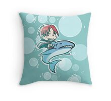 Chibi Rin time! Throw Pillow