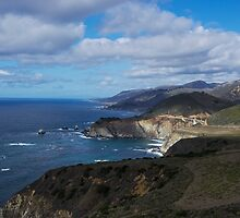 Bixby Bridge by Mike Herdering