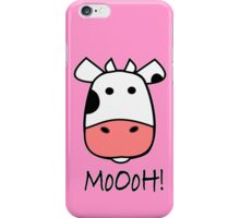 Cute Cow iPhone Case/Skin